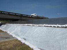 Hurricane Gustav mitigation efforts.