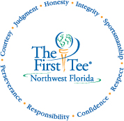 The First Tee, Northwest Florida Logo