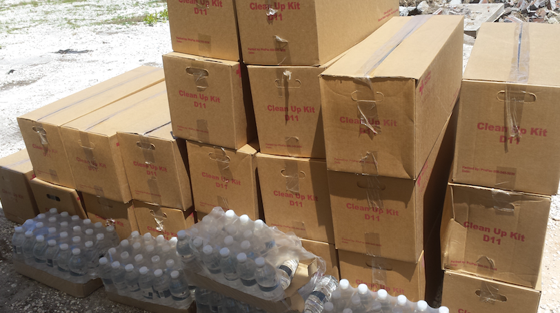 Flood Relief Packages